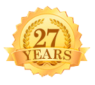 CAC - Celebrating 27 Years of Excellent Service