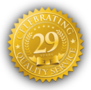 CAC - Celebrating 29 Years of Excellent Service