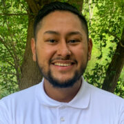Nestor Mejia, Office Manager, Columbia Treatment Center